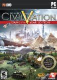 Sid Meier's Civilization V Game of the Year New games for play.