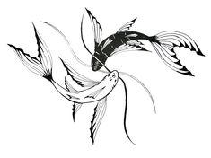 Fateful Encounter Tattoo by on DeviantArt – pisces constellation tattoo Zodiac Tattoos Pisces, Pisces Tattoo Designs, Leo Tattoos, Cute Tattoos, Flower Tattoos, Black Tattoos, Small Tattoos, Tatoos, Yin Yang Fish