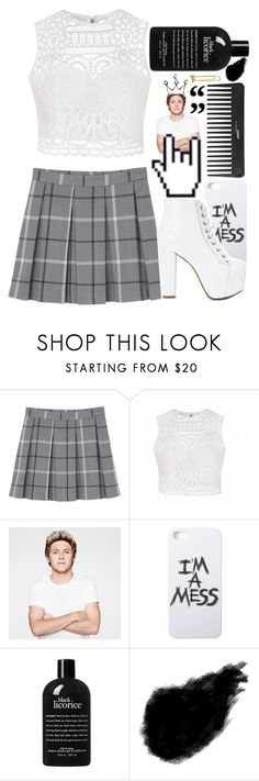 """""""TAKE MY SOUL. ¦¦ Stereo Soldier x Little Mix"""" by c-astaway ❤ liked on Polyvore featuring Monki, Ally Fashion, LAUREN MOSHI, philosophy, Sephora Collection, By Terry and kikitags"""