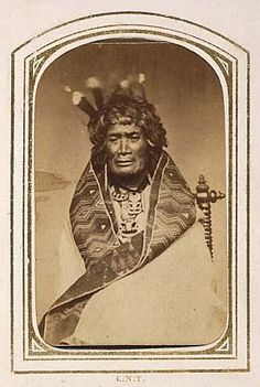 Photography and the Portraits of Gottfried Lindauer - Lindauer Online Nz History, Polynesian People, Maori People, New Zealand Houses, Aboriginal People, Maori Art, Picts, First Nations, Portrait