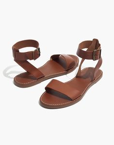premium selection 82cb8 35499 The Boardwalk Ankle-Strap Sandal