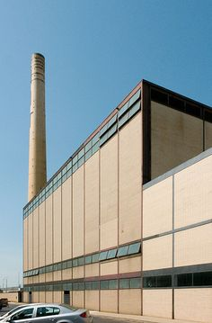IIT - Boiler Plant (1945-50) - Mies van der Rohe