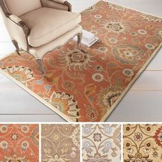 Mohawk Home Indoor/Outdoor Medallion Multi Rug (8' x 10') - 15275159 - Overstock Shopping - Great Deals on Mohawk Home 7x9 - 10x14 Rugs