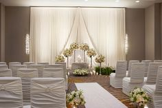 Couples with weddings in our new Grand Ballroom, can also have their ceremony with us. www.wyndhamgrandchicagoriverfront.com