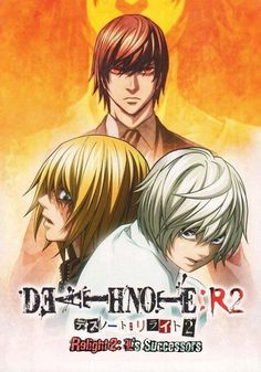 Death Note Relight 2 - L's Successors (TV Movie 2008)