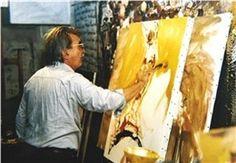 Artur Bual em exposição no Centro Cultural - Tinta Fresca