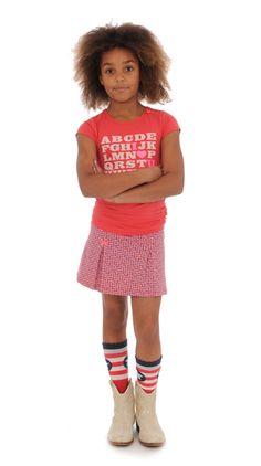 skirt print - Brand for Girls