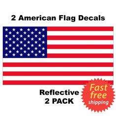 Multi Use Decals stick to multiple surfaces and are removable and reusable. These ultra versatile decals can be used indoors or outdoors and will not leave a residue when removed. Made in USA. Made by Wincraft. Window Decals, Car Decals, Vinyl Decals, American Flag Decal, Military Gifts, Usa Flag, Surface, Stickers, Color