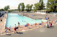 Youngsters dive in as Hilsea lido opens for first time in six years Historical Pictures, Portsmouth, Beautiful Places To Visit, Outdoor Pool, Hampshire, Where To Go, Old Photos, Diving, Swimming Pools