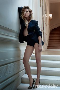 Amber Heard Marie Claire Cover Interview December 2015
