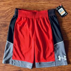 New with tags Size 7 Pet free/Smoke free home Sport Shorts, Boy Shorts, Gym Shorts Womens, Gulshan Kumar, Mens Cotton Shorts, Casual Outfits, Men Casual, Under Armour Pants, Little Boys
