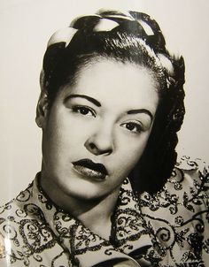 Billie Holiday (4/7/1915-7/17/1959)
