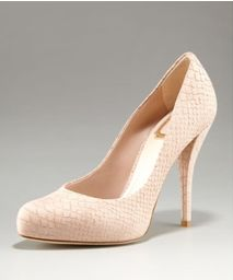 "Christian Dior- ""Miss Dior"" SS2012 - Python Print Calfskin Pump, Olivia Pope, Scandal, Episode 221 ""Any Questions"""