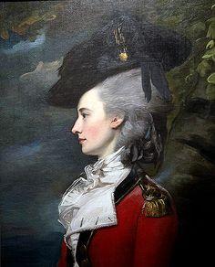 Portrait of Mrs. John Montresor by John Singleton Copley, 1778