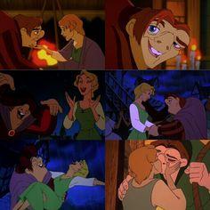 Quasimodo and Madellaine