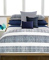 CLOSEOUT! Calvin Klein Home Montauk Bedding Collection