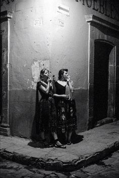Mujeres de la vida galante cd de Mexico años 50's