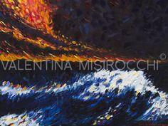 Tempesta di onde - Valentina Misirocchi