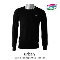 Sweater Cubra Crew Negro  Marca: Adidas 10002EX51663001   $ 529,00 (U$S 90,41)