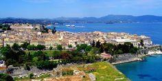 VISIT GREECE| Corfu, Ioanian Sea