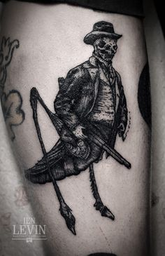 The Coolest Tattoo Artists In The World