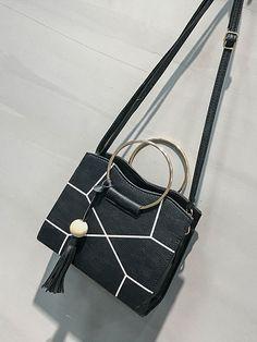 322f693a00 Geometric Line Pu Crossbody Bag. Canvas Shoulder BagShoulder BagsCrossbody  Shoulder BagCrossbody BagAudOnline BagsHandbag AccessoriesChristmas  SalePurses