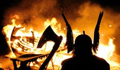 Up Helly Aa Viking Festival Celebrated In Shetland, Scotland (PHOTOS)