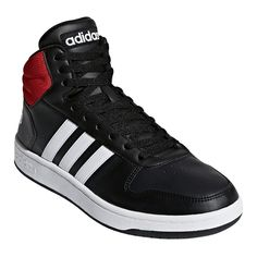outlet store 42a43 115bc adidas NEO Hoops VS Mid 2.0 Men s Basketball Shoes, Size  8.5, Black