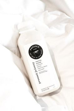 Mornings with #PressedJuicery.