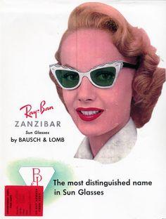 84 Best Classic Eyewear images   Vintage fashion, Sunglasses ... c25e5554006e