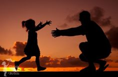 Lovely photo of father daughter..