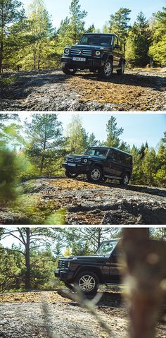 The Mercedes-Benz G-Class on tour in Stockholm, Sweden. Special thanks to @Lufthansa. #WingsandWheels