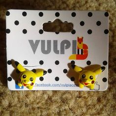 Go Pikachu facebook.com/vulpiacessorios