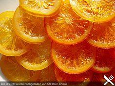 Kandierte Orangen (Rezept mit Bild) von pirimie | Chefkoch.de