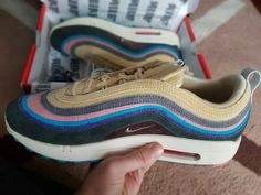 hot sale online 50bc3 12383 Nike Air Max 97 SW Sean Wotherspoon    AJ4219-400    Size