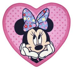 Character World Disney Minnie Mouse Shopaholic Shaped Rug Gallery HD Image for iPhone - Cartoons Wallpapers Minnie Mouse Bedding, Minnie Y Mickey Mouse, Mickey Mouse Cartoon, Disney Mickey, Disney Art, Cartoon Wallpaper, Wallpaper Iphone Disney, Maus Illustration, Minnie Mouse Drawing