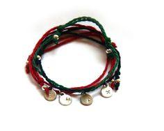 christmas bracelet/necklace