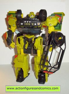 transformers movie RATCHET 2007 voyager hasbro toys action figures ambulance