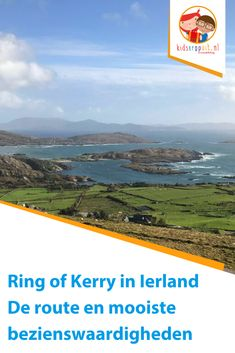 Ring of Kerry: de route en bezienswaardigheden van de Ring of Kerry Dublin, Things To Do, Places To Visit, Told You So, Journey, Europe, Van, Mountains, World