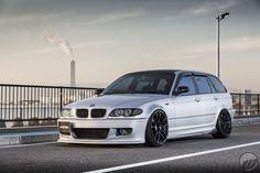 ZEBRA-BMW-E46-3series-wagon-07 Wagon Cars, Bmw Wagon, Rolls Royce Motor Cars, E46 Touring, Gmc Vans, Bmw E46, Classy Cars, Bmw 3 Series, Bmw Cars