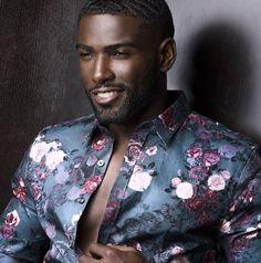 That one dark skin man with the perfect teeth Hot Black Guys, Fine Black Men, Gorgeous Black Men, Handsome Black Men, Black Boys, Fine Men, Beautiful Men, Black Man, Simply Beautiful
