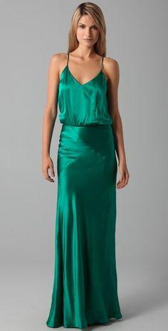 Halter Gown - Lyst