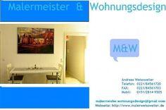 Impressum - Malerarbeiten Köln