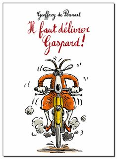 Pauvre Gaspard, il est enfermé dans le garde-manger, la serrure est bloquée et le serrurier ne veut pas se déplacer... Heureusement, madame Broutchou, sa maman, n'est VRAIMENT pas du genre à s'en laisser conter !
