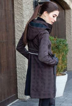 All Weather Rider - amazing coat!!!!!! WANT!