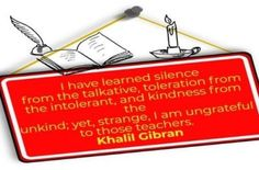 Quotation on learning
