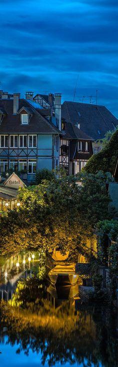 Colmar Old Town - Alsace   France