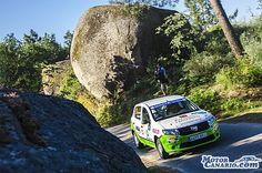 Speed Up Competición, con tres Dacia Sandero Cup en Ourense.