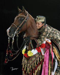 Arabian Youth Nationals. Costume class.