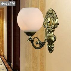 DIY Wall Light Creative Modern Rustic Industrial Vintage And Simple Led Crystal Walls Bedroom Living Room Outdoor Decorative Lamp Sconce Lighting American , Single Head Rustic Industrial, Modern Rustic, Wall Light Fixtures, Crystal Wall, Ceiling Fans, Sconce Lighting, Bedroom Wall, Diy Wall, Sconces